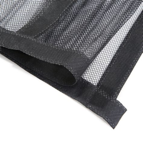 magic mesh curtain new magnetic fastening hands free insect screen magic