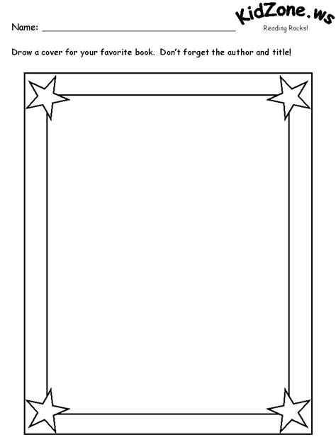 printable blank book template 36 best coloring book images on pinterest coloring books