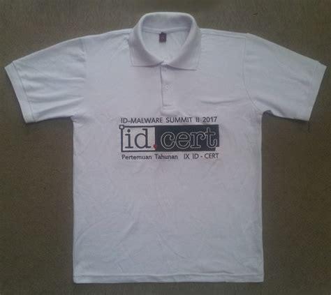 Polo Shirt Bahan Cvc Berkualitas Tidak Kalah Dengan Bahan Import seragam poloshirt lacoste cvc id cert kips kaosmu