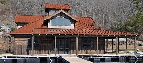 looking for 6 b 8 metal roof corten standing seam a606 4 finish house