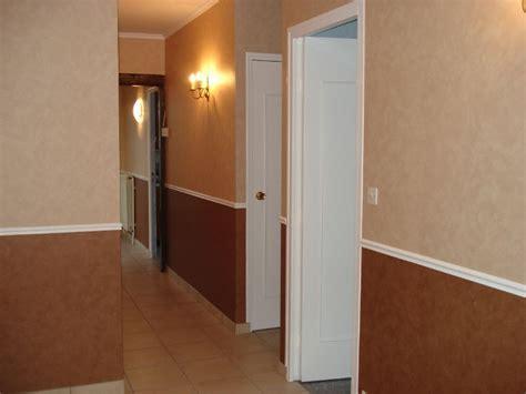 bureau dioc駸ain li鑒e papier peint pour couloir sombre maison design bahbe com