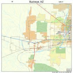 map of buckeye arizona buckeye arizona map 0407940