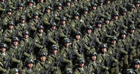 aumento del ejercito de 2016 el ej 233 rcito ruso conseguir 225 modernizar su arsenal al 52 4