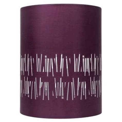 plum cylinder pendant l shade buy at qd stores