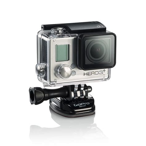 Gopro Gopro 3 Silver New gopro 3 silver edition camcorder certified refurbished ebay