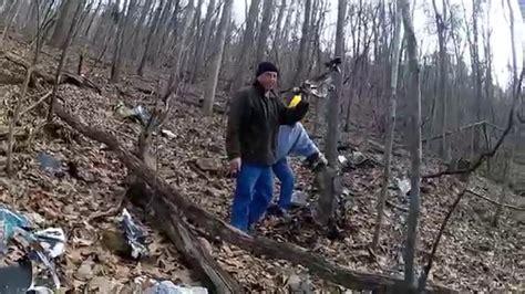 Audie Murphy Crash Site by Historic Plane Crash Site And Debris Youtube