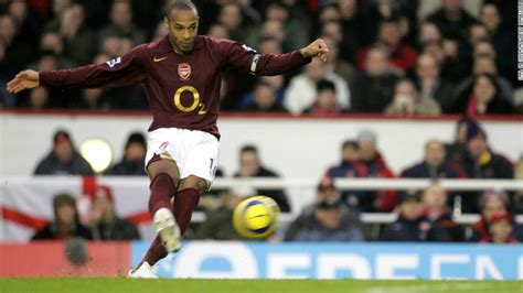 thierry henry career highlights