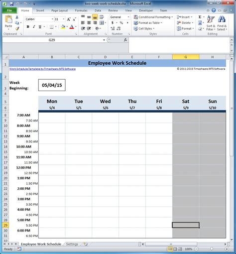 schedule maker excel template schedule spreadsheet template spreadsheet templates for