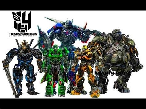 Transformers The Last Edition Robot Prime Robot Mobil 04 transformers 4 age of extinction cast robots