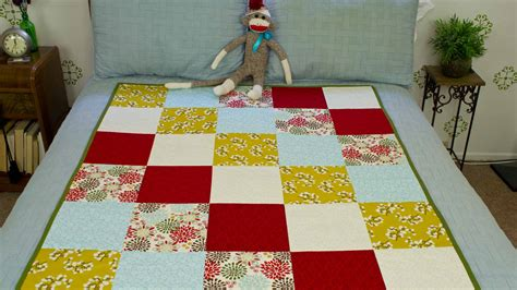 How To Make A Quilt Block by Block Quilt Professorpincushion Professor Pincushion