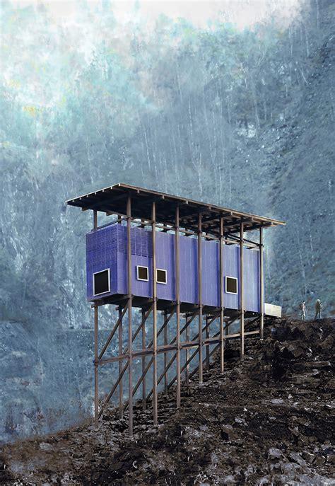 allmannajuvet zinc  museum  atelier peter zumthor