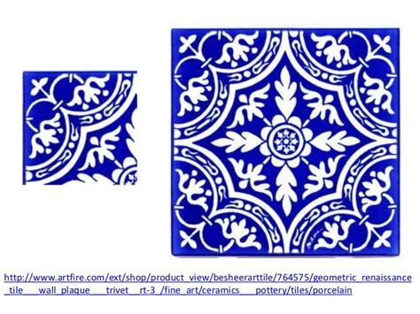 Moroccan Tiles Kitchen Backsplash by Islamic Art Tile Examples For Students