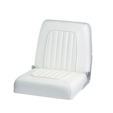 boat seats garelick garelick helm seat 28 quot white west marine