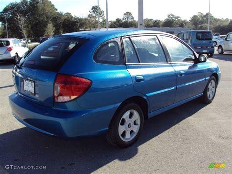 Kia Hatchback 2005 2005 Rally Blue Kia Cinco Hatchback 23861456 Photo 9