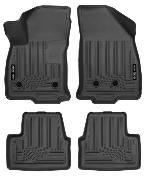 Husky Weather Mats by Husky Weatherbeater All Weather Floor Mats For 2016 2017