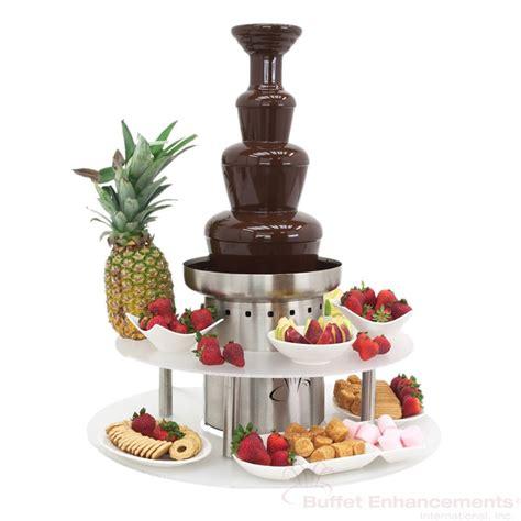 american chocolate fountains 174 buffet enhancements