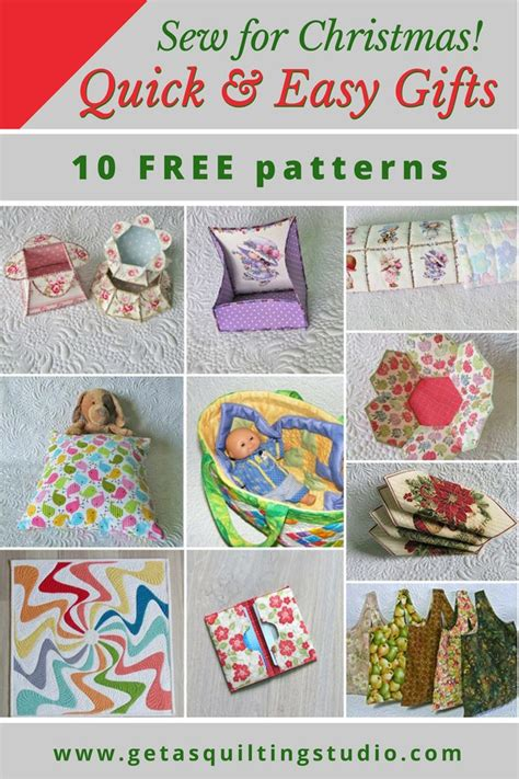 easy gifts to sew and easy gifts to sew for geta s