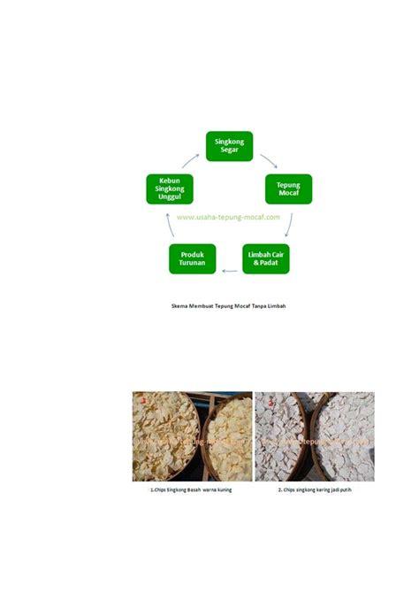 Fermentasi Gaplek Untuk Pakan Ternak usulan pkmp analisa kelayakan singkong dari daerah
