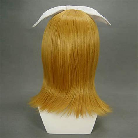 Kagamine Len Wig kagamine rin wig kagamine rin wig vocaloid wig