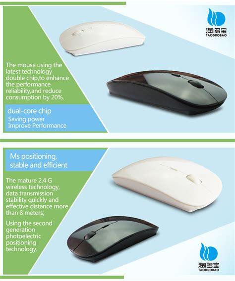 Mouse Wireless 2 4ghz Eyota Q2 newest wireless mouse 2 4ghz usb wireless optical