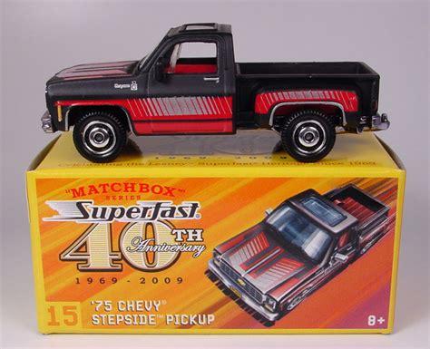Matchbox 75 Chevy 1 15 75 chevy stepside