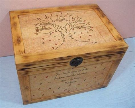 Wooden Gift Card Box - pin by lwrightg on box it pinterest