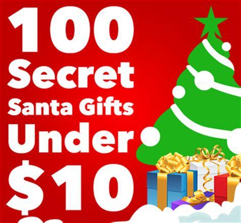 secret santa gifts 100 secret santa gifts 10 the coolest stuff