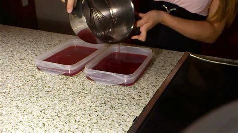 gummibaeren selber machen gummibaerchen selbst machen