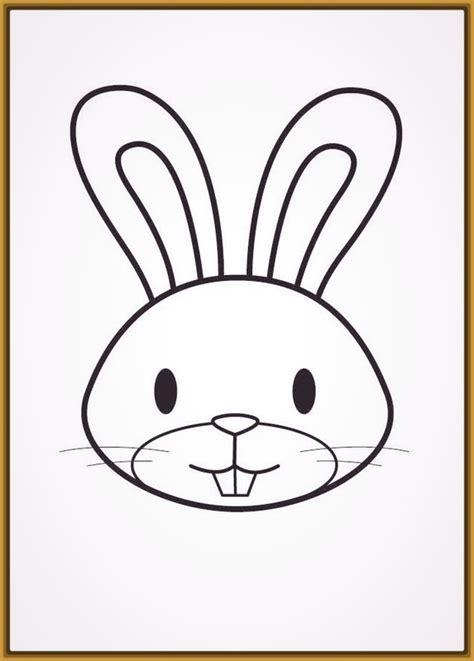 imagenes faciles de dibujar para una portada imagenes de conejos faciles de dibujar archivos imagenes