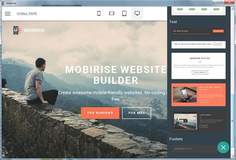 best website creator offline website builder software