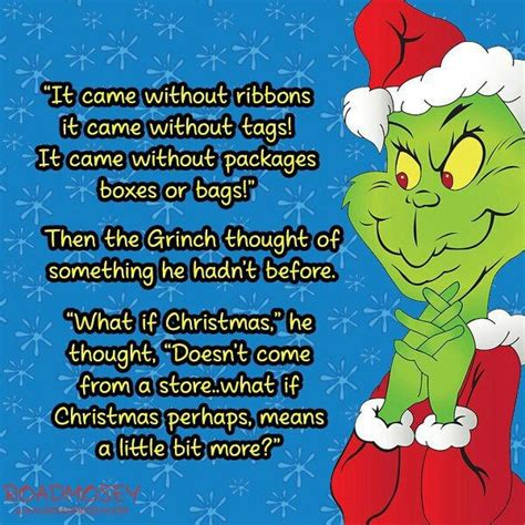 grinch  stole christmas christmas quotes grinch grinch stole christmas christmas
