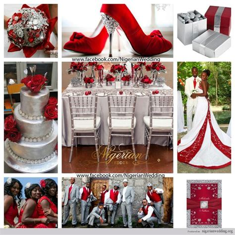 and silver wedding