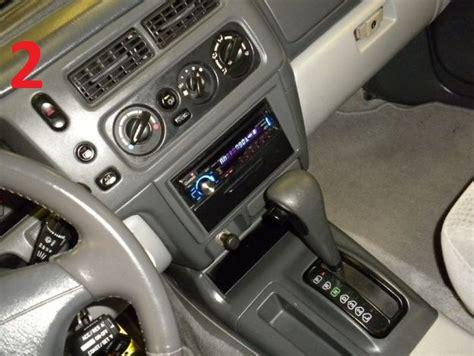 mitsubishi montero radio code tried to rest code on my montero radio cd player