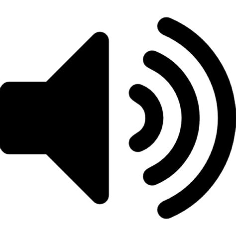 eplogo volume 3 la 1502473402 volume simbolo interfaccia scaricare icone gratis