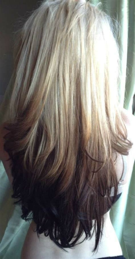 reverse ombre on woman over 50 50 best streaks of white images on pinterest going gray