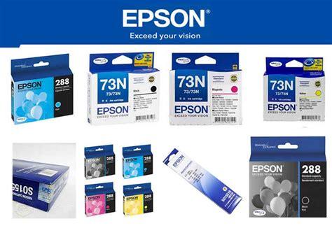 Harga Tinta Epson daftar harga tinta catridge printer epson maret april 2018