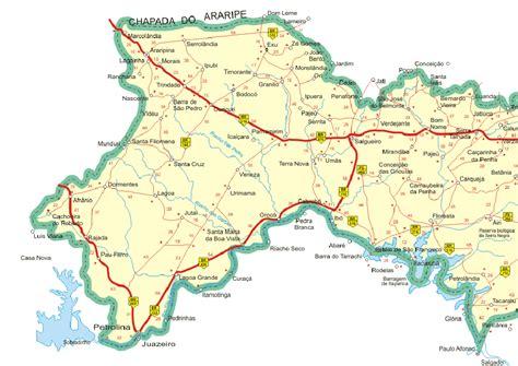 Avianca Interior Mapas De Petrolina Pe Mapasblog