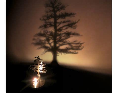 candele lumen lumen candle shadow projectors l tree shadow