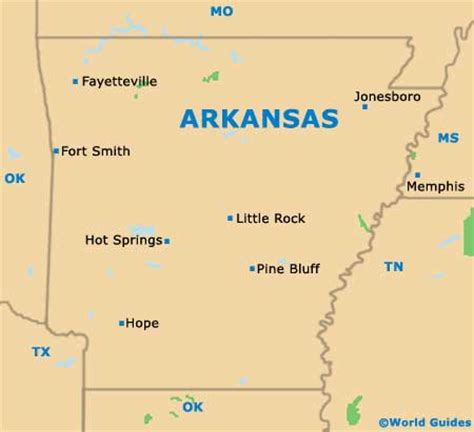 rock usa map arkansas on the map of usa afputra