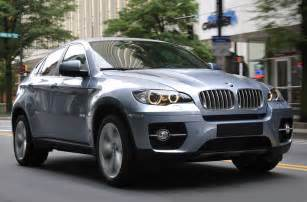 Bmw X6 2011 2010 Bmw Activehybrid X6 Preview