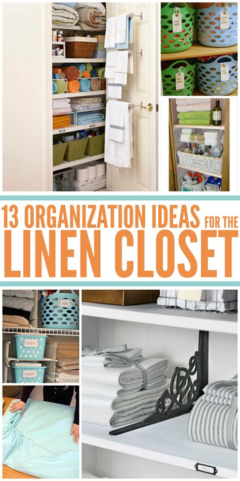 closet organization ideas 13 brilliant linen closet organization ideas