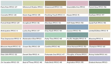 home depot interior paint color chart home depot behr paint colors behr paints behr colors
