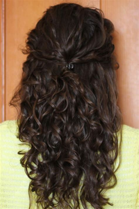Hairstyles For Curly Hair For School For by Hairstyles For Middle School Home Hair Styles