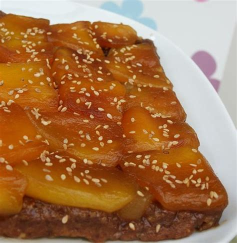 id馥s recettes cuisine tatin de potiron au miel et ss 233 same dor 233 pour 8 personnes