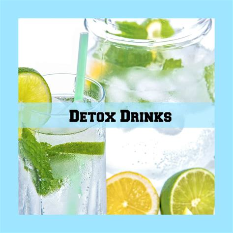Detox Shakes Uk by 110 Best Detox Drinks Images On Cocktails