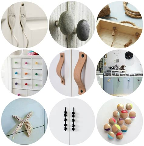 tiradores diy  tus muebles proyectos  intentar diy furniture decor  diy