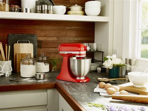 Limited Mainan Mixer Kitchen Mini new kitchenaid 174 stand mixer small yet mighty