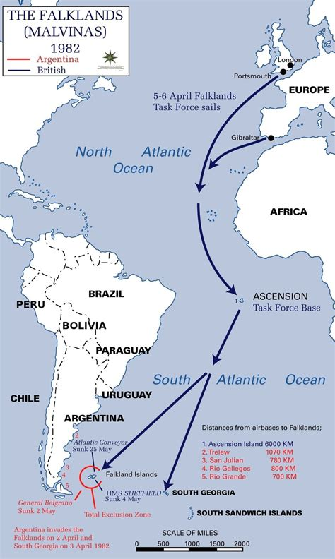 history of the falkland islands wikipedia the free falklands war wikipedia