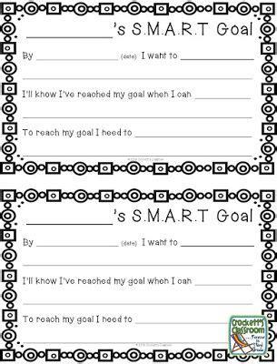 free student goal card template best 25 student goal settings ideas on goal