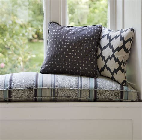 window cushion seats comfortable cushions for window seats homesfeed